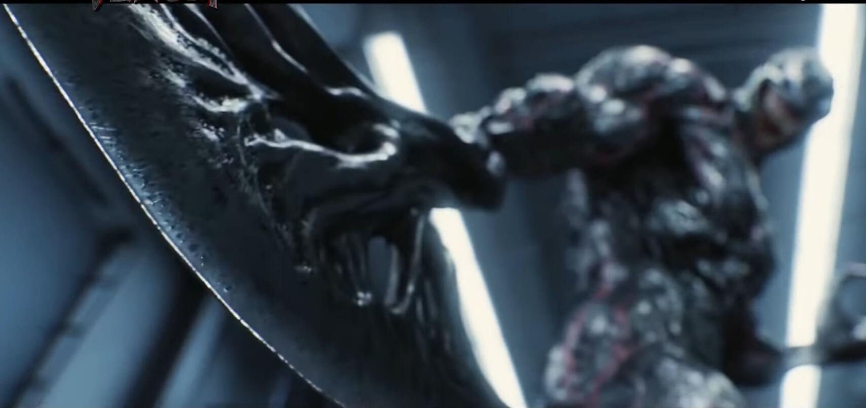 《 猛毒 》儘管有許多暴力的畫面,但透過剪接讓作品保持輔導級的分級。
