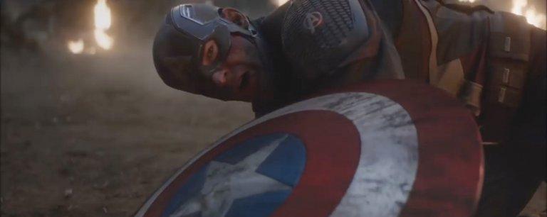 《復仇者聯盟:終局之戰》(Avengers: Endgame) 預告中的美國隊長,真的要在本片下車了嗎?