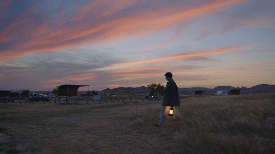《游牧人生》劇照。