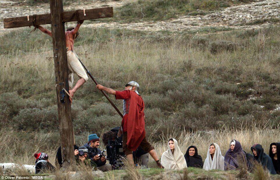 抹大拉的馬利亞 劇照 耶穌 瓦昆菲尼克斯