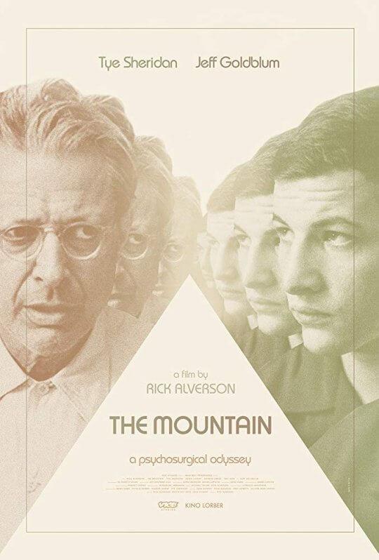 瑞克艾爾弗森 (Rick Alverson) 執導的《群山》(The Mountain)。