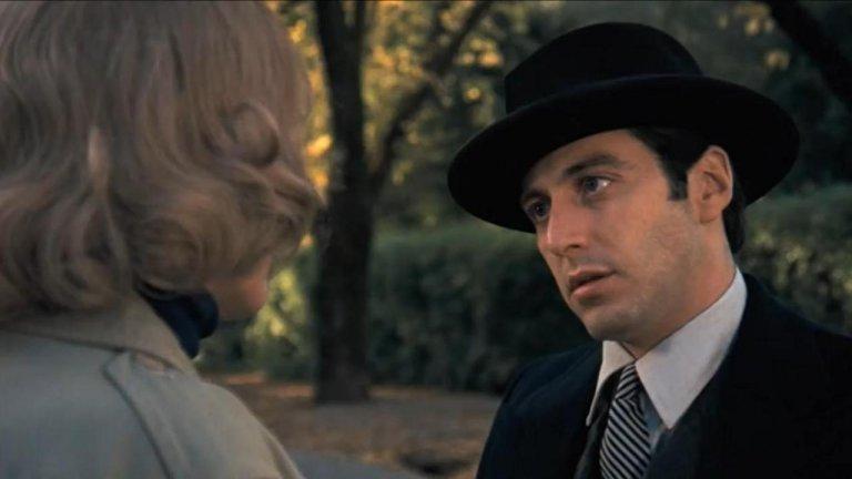 讓艾爾帕西諾 (Al Pacino) 揚名立萬的《教父》 (The Godfather)