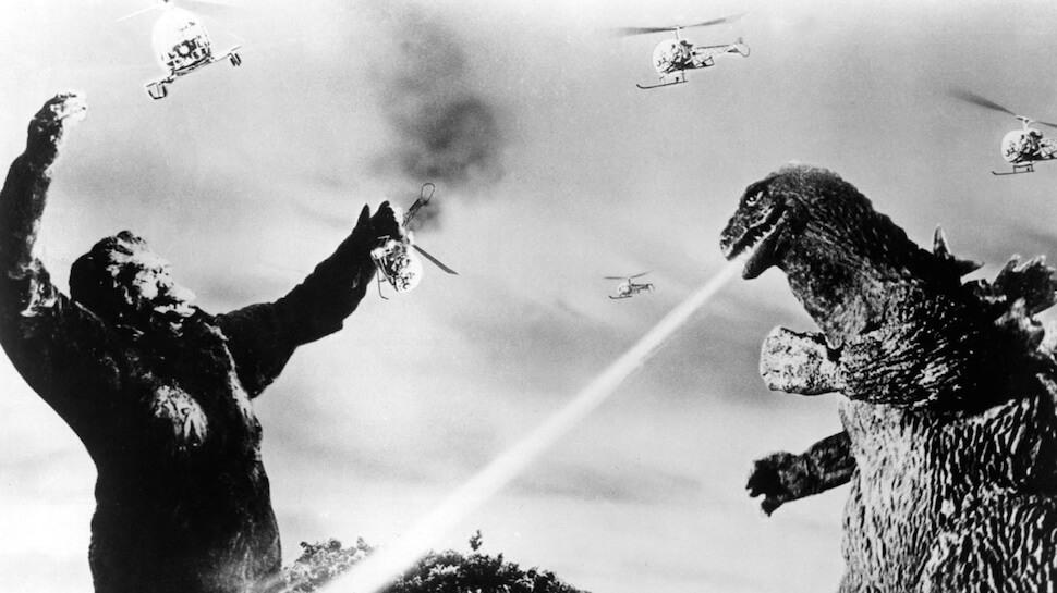 《 金剛對哥吉拉 》不同於其他怪獸電影的步調,整部片為了就是製造娛樂效果,拋開先前所有怪獸電影的刻板印象