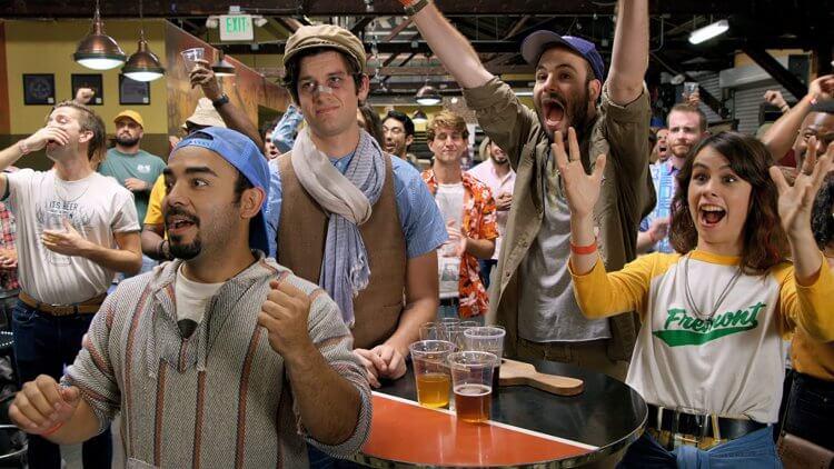Netflix 喜劇影集《釀酒兄弟》4 月 10 日正式上線。
