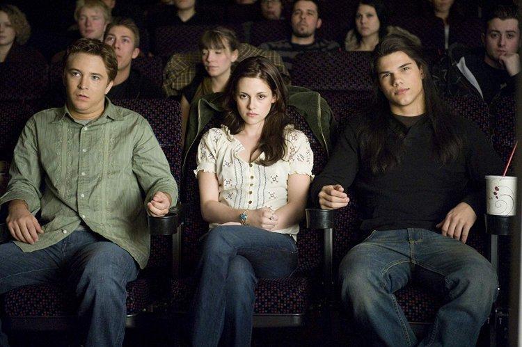 《暮光之城》(Twilight) 中的克莉絲汀史都華 (Kristen Stewart)