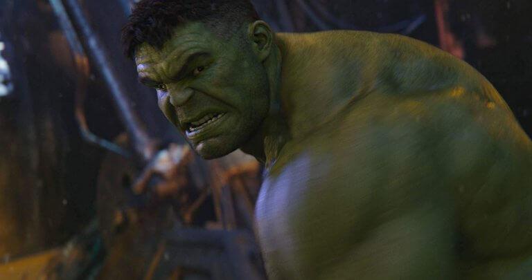 《復仇者聯盟:無限之戰》中的綠巨人浩克,是否將在《終局之戰》與薩諾斯再度交手?