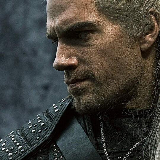亨利卡維爾公布《巫師》新劇照整個神還原