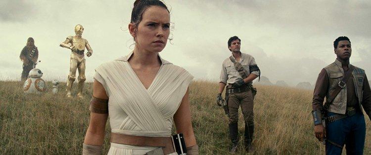 《Star Wars:天行者的崛起》(Star Wars: The Rise of Skywalker) 電影中,芮及凱羅忍等人將會有激烈戰鬥。