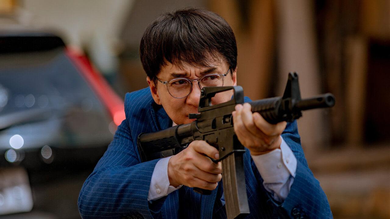 成龍主演×唐季禮導演合作動作電影《急先鋒》定檔中秋連假上映。