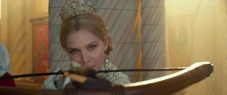 蜜雪兒菲佛 (Michelle Pfeiffer) 為《黑魔女2》的最大兩點