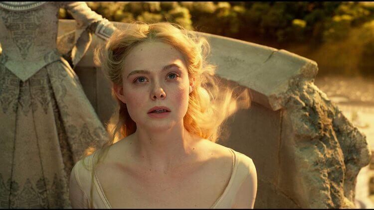 艾兒芬妮(Elle Fanning) 在《黑魔女2》依然仙氣十足