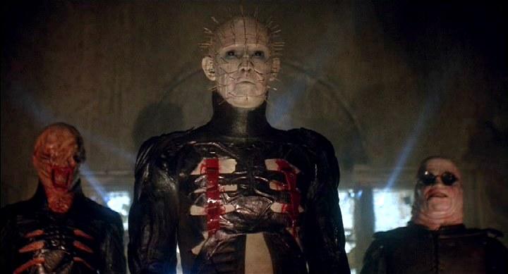 克利夫巴克所創作的恐怖片《養鬼吃人》,重啟版即將推出,針頭人也將回歸大銀幕。
