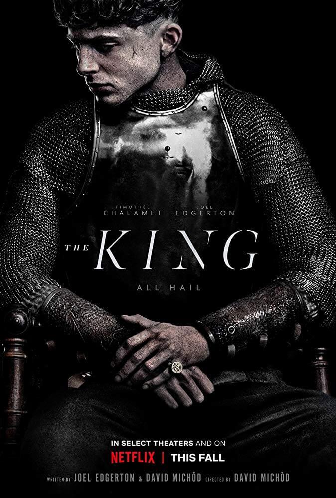 「甜茶」堤摩西柴勒梅德將主演 Netflix 原創電影《國王》(The King)。