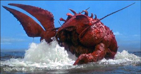 不同於以往怪獸,「伊比拉」的設計動機就是為了成就更激烈打鬥畫面。
