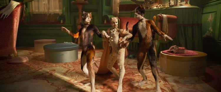 儘管湯姆霍伯執導的電影《貓》(Cats) 找來許多大牌卡司助陣,上映後票房仍然表現不佳。
