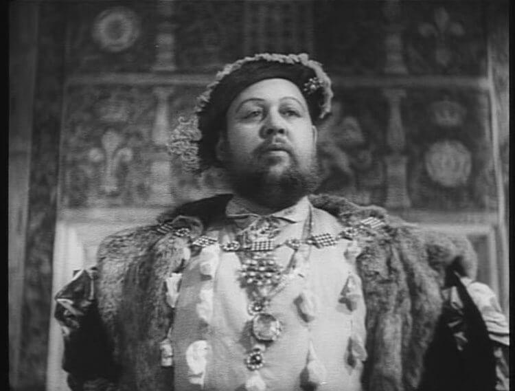 《亨利八世的私生活》劇照