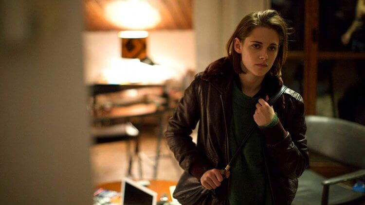 克莉絲汀史都華在法國名導阿薩亞斯執導的《私人採購》主演。