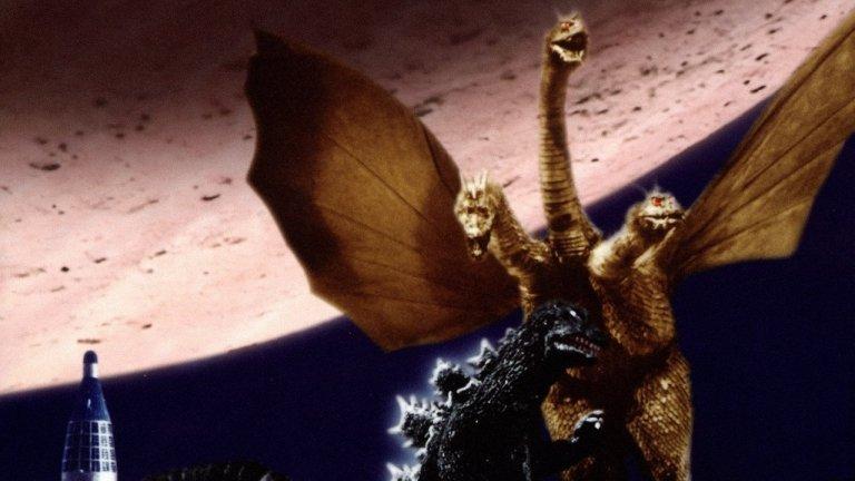【專題】怪獸系列:哥吉拉《怪獸大戰爭》當怪獸們碰上外星侵略者 (17)
