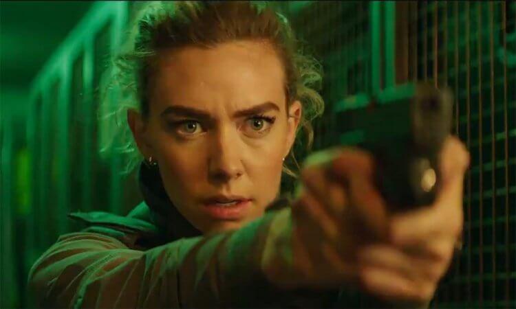 凡妮莎柯比在《玩命關頭:特別行動》中飾演哈蒂,是全片中最亮眼的存在。