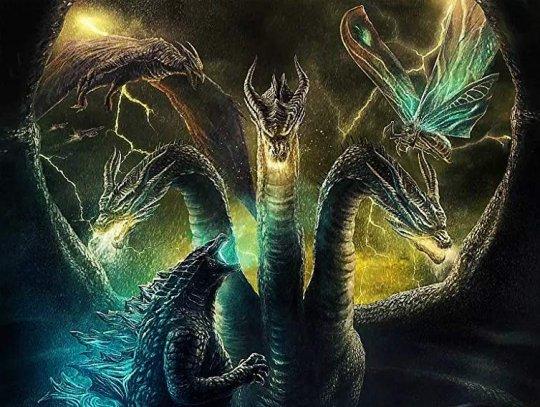 《哥吉拉 II:怪獸之王》(Godzilla: King of the Monsters)