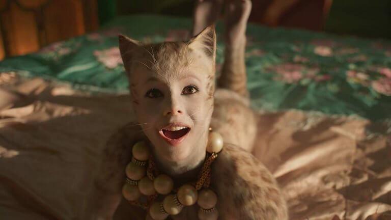 《CATS 貓》首波評價解禁:「這絕對是一部怪片,也是一部瘋狂的音樂劇傑作!」