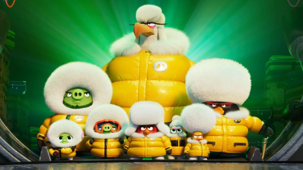 裊裊豬豬大團結的時候到了?《憤怒鳥玩電影 2:冰的啦!》有望奪得爛番茄網站電玩遊戲改編電影系列作品的最高評分?
