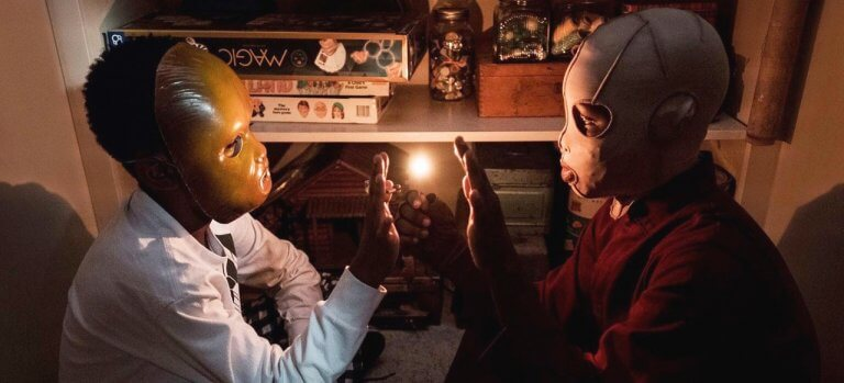 喬登皮爾導演在《我們》電影中探討靈魂與身體的關係。