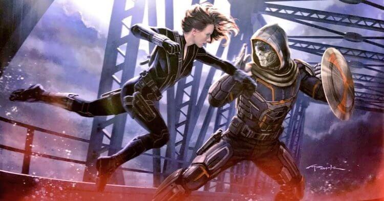 漫威電影宇宙 MCU 系列電影第四階段將由《黑寡婦》(Black Widow) 個人電影打頭陣,於 2020 年上映。