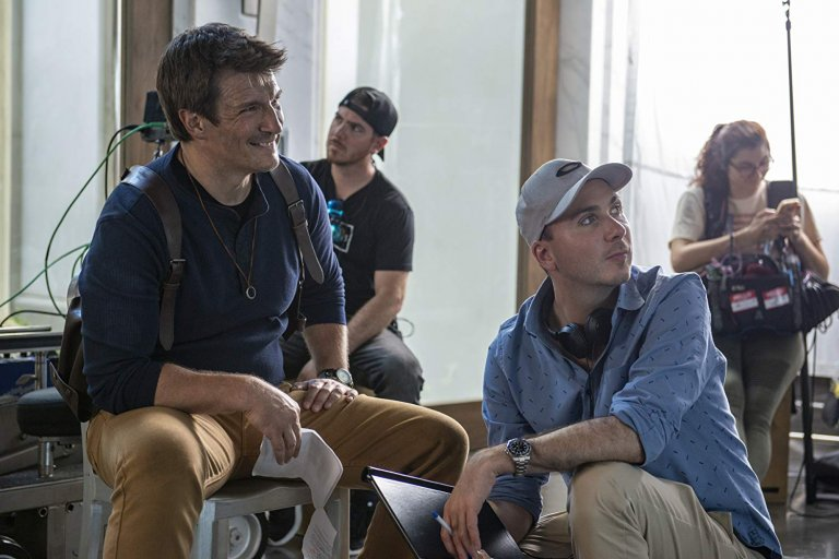 曾參與同人版《祕境探險》短片拍攝的奈森菲利安 (Nathan Fillion)。