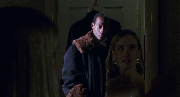 《腥風怒吼》原版由東尼陶德 (Tony Todd) 飾演「 糖果人 」。