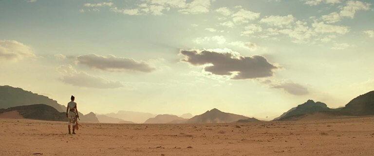 《STAR WARS:天行者的崛起》劇照。