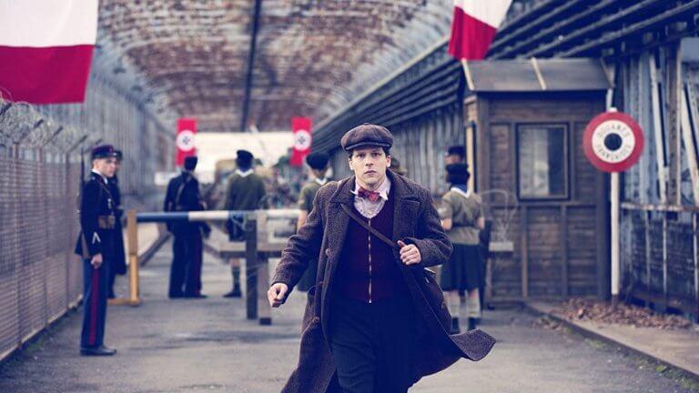 馬歇馬叟真實經歷改編,二戰電影《無聲救援》傑西艾森柏格「改邪歸正」拯救猶太裔孤兒