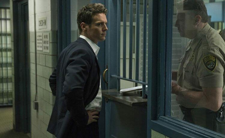 《破案神探》第一季劇照。