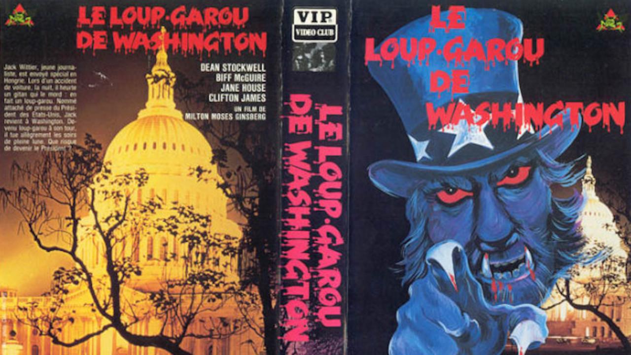【專題】電影百狼圖(三):《華盛頓狼人》躲在美國白宮裡的狼人是誰?首圖