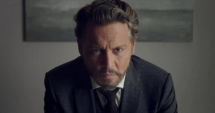 《人生消極掰》(The Professor) 中的強尼戴普 (Johnny Depp)