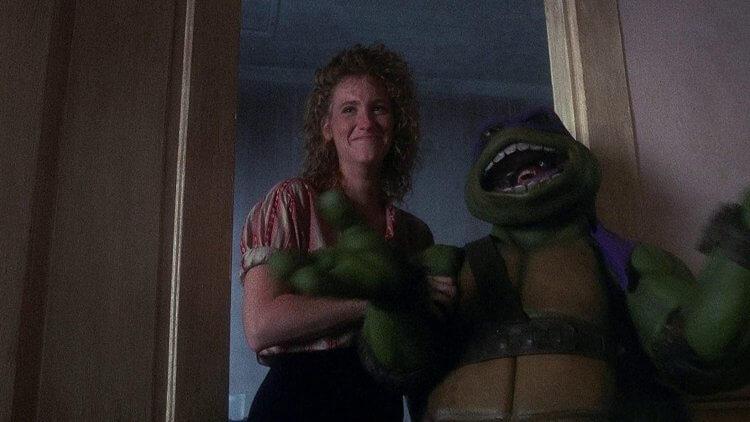 《忍者龜》上映 30 周年。