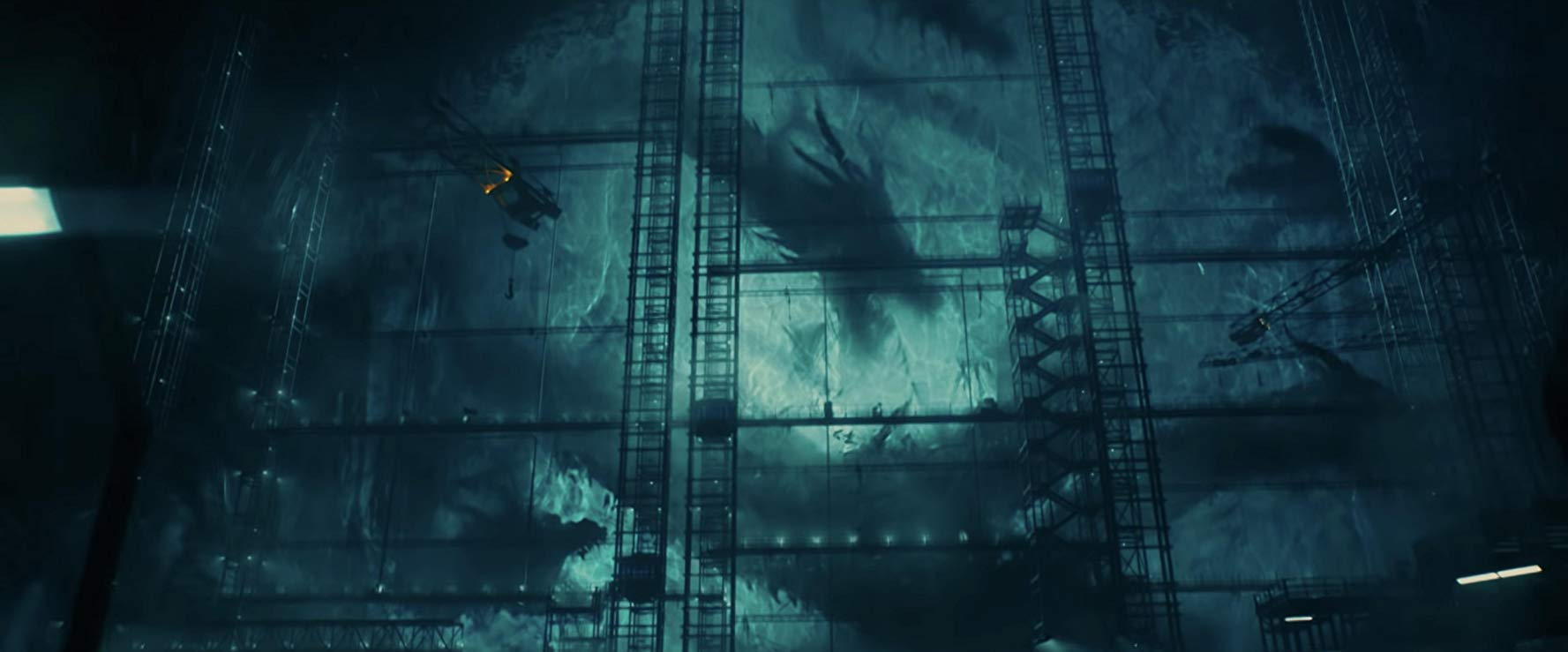 《 哥吉拉:怪獸之王 》冰封中的 王者基多拉 將會如何甦醒?和 哥吉拉 展開一場王者之戰? 著實令怪獸粉期待!