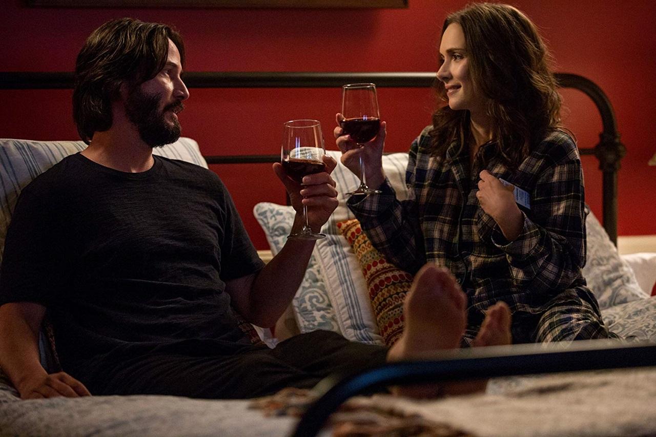 基努李維 維諾娜瑞德 這對螢幕情侶在《 婚禮冤家 》四度合作。