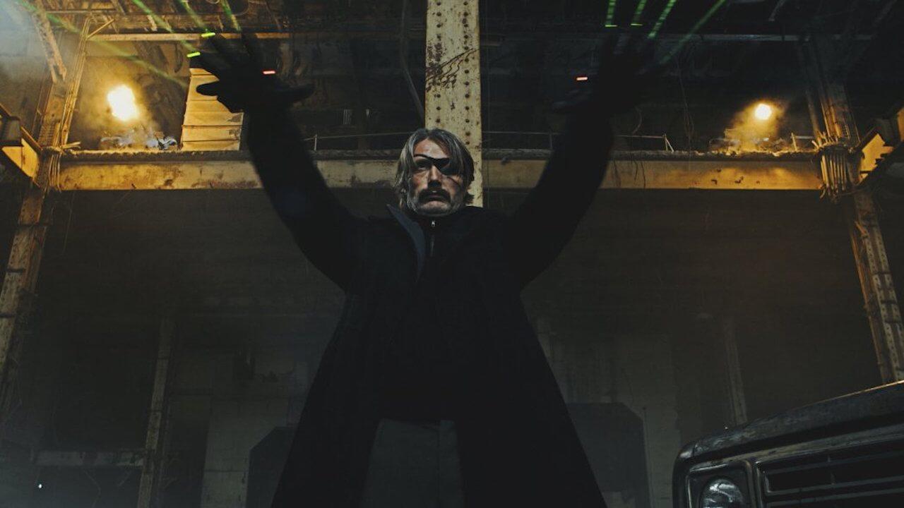 【影評】《極地》絕殺慣老闆!麥斯米克森飾演地表最強殺手「黑凱薩」 50歲獨眼大叔出手不留活口首圖