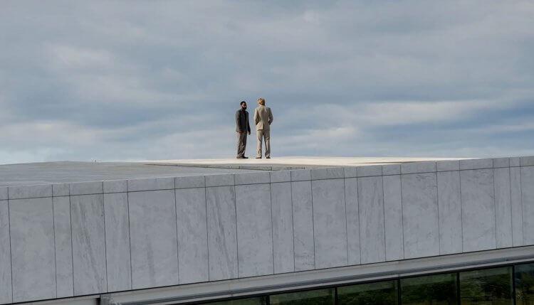 諾蘭電影《天能》劇照。