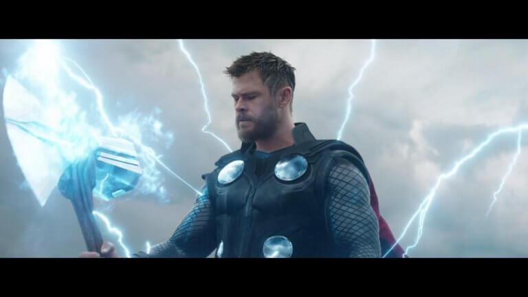 《復仇者聯盟:終局之戰》中的雷神索爾(克里斯漢斯沃 飾),是否將會帶來逆轉曙光?