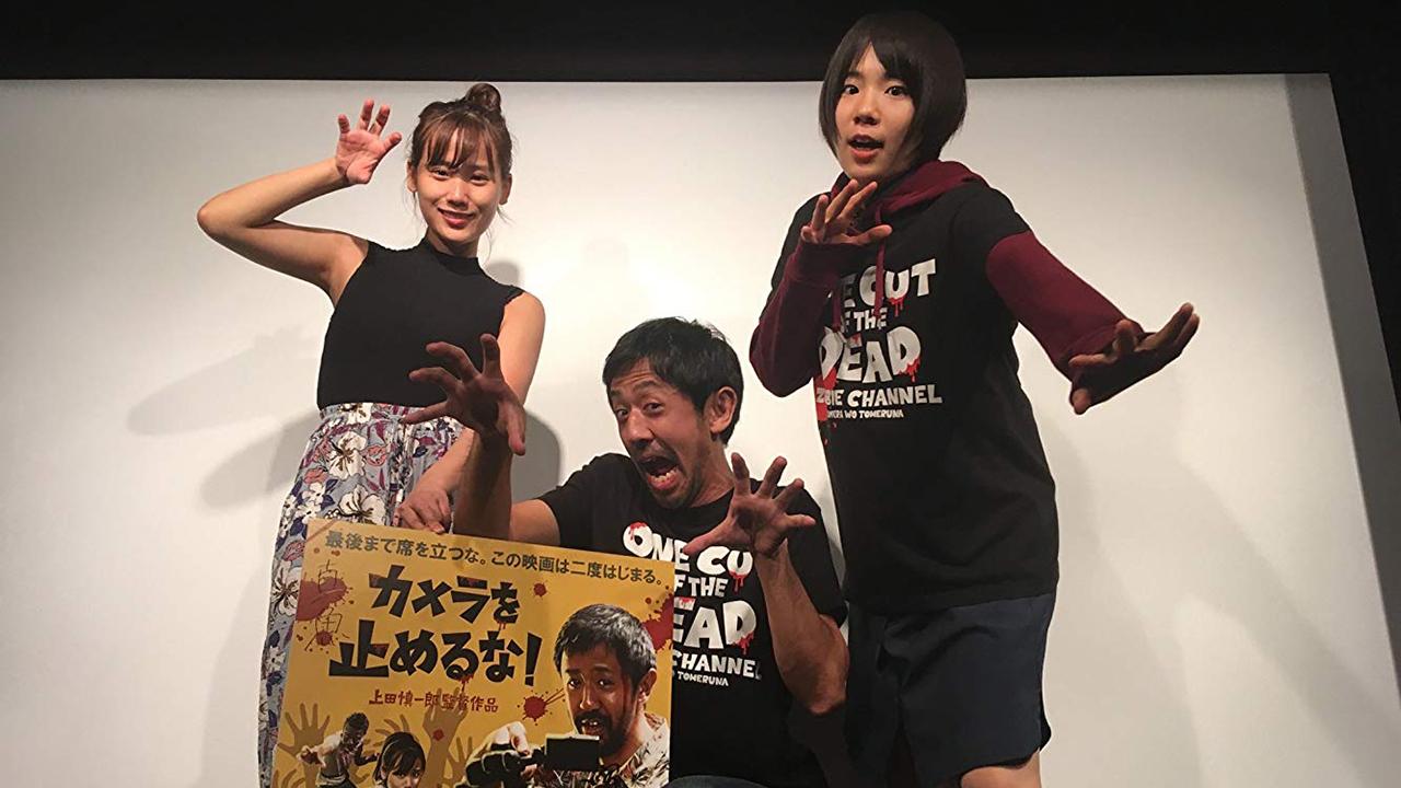 一鏡到底的低成本殭屍片《一屍到底》,是今年日本影壇的一大奇蹟首圖