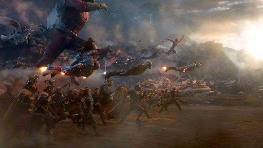 《復仇者聯盟:終局之戰》(Avengers: Endgame) 劇照
