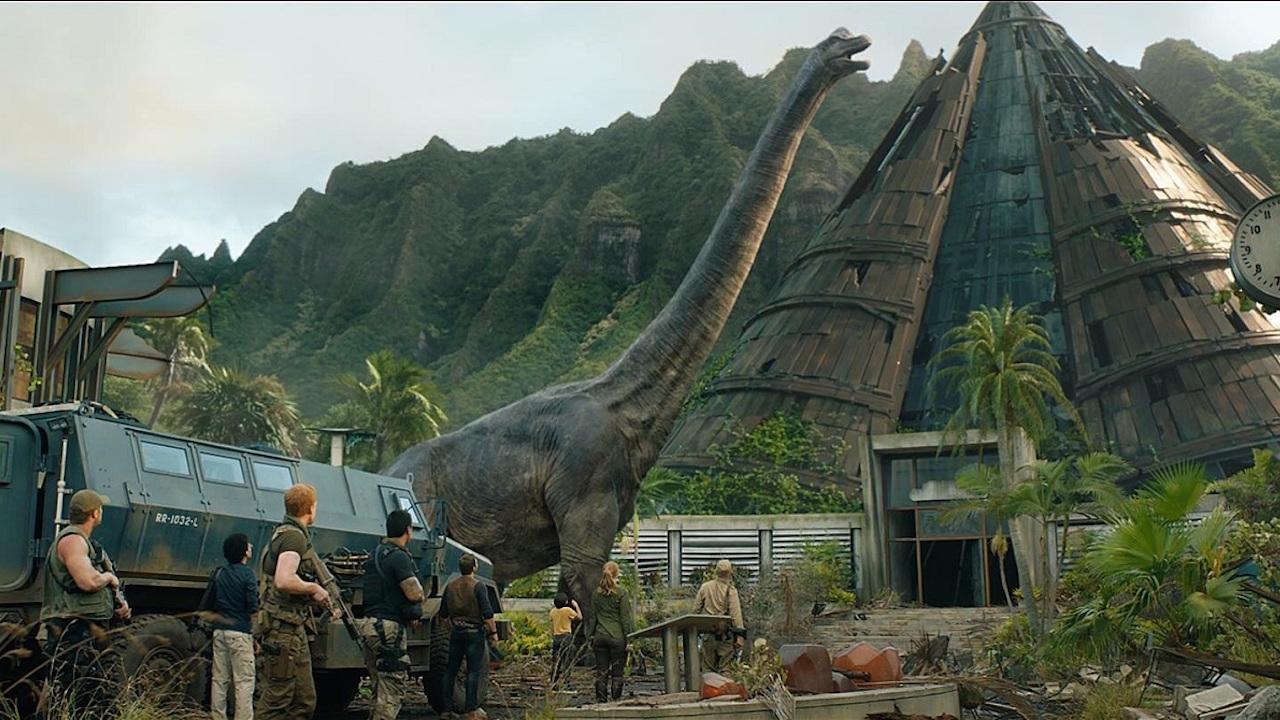 【影評】《侏羅紀世界:殞落國度》屬於恐龍界的噩夢輓歌