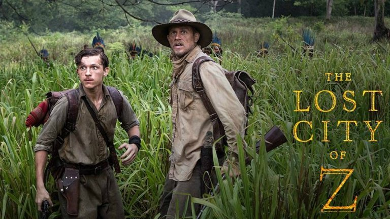 【電影背後】查理漢納、湯姆霍蘭德父子勇闖《失落之城》: 看英國一代傳奇探險家的真實故事