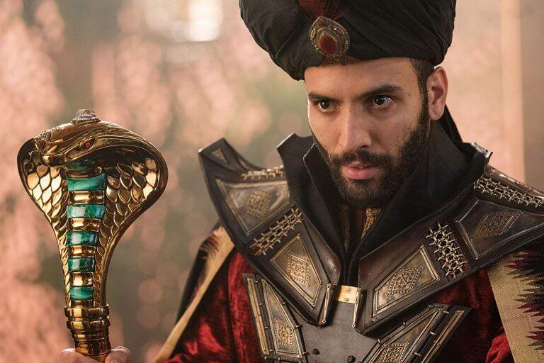 《阿拉丁》(Aladdin) 反派賈方馬文坎薩。