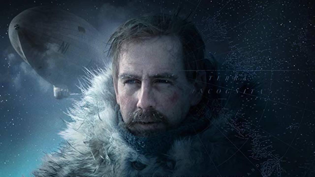 《極地先鋒》制霸南極點的那個男人,改編真人實事的阿蒙森爭議血與淚首圖