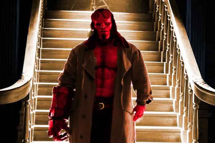 《 地獄怪客:血后的崛起 》比起英雄電影,更加貼近怪物電影。