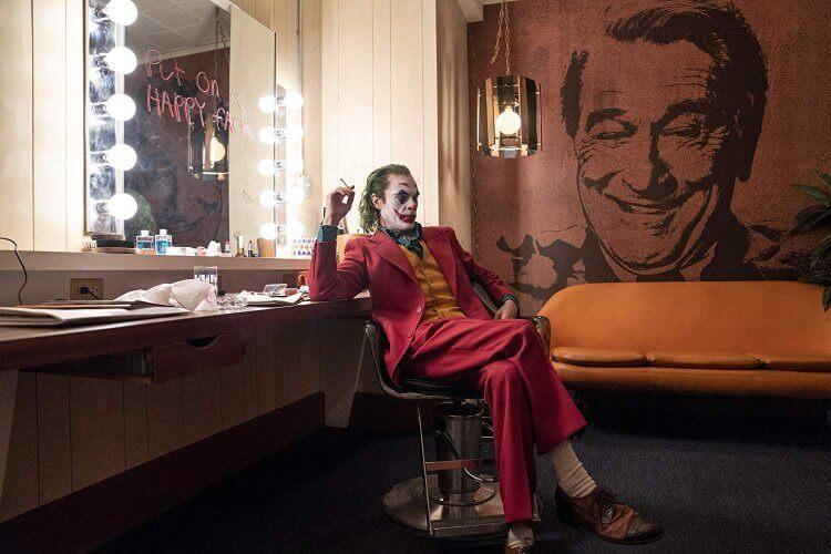 《小丑》電影中有許多馬丁史柯西斯電影《計程車司機》、《喜劇之王》的影子。
