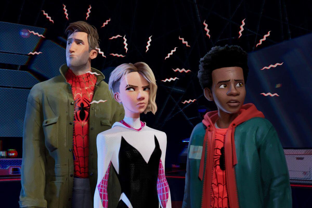 《蜘蛛人:新宇宙》:只要擁有挺身助人之心,無論是誰戴上面具都能是蜘蛛人。